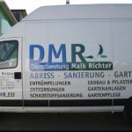 Odenwald Werbetechnik - PKW- und LKW-Beschriftungen und Flierung